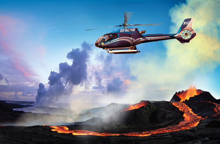 Blue Hawaiian Helicopters – Circle of Fire